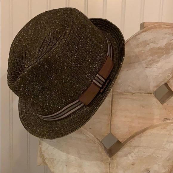 47f5975ecc90b Ben Sherman 100% paper straw hat